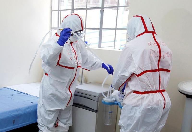 В Грузии растет число зараженных коронавирусом