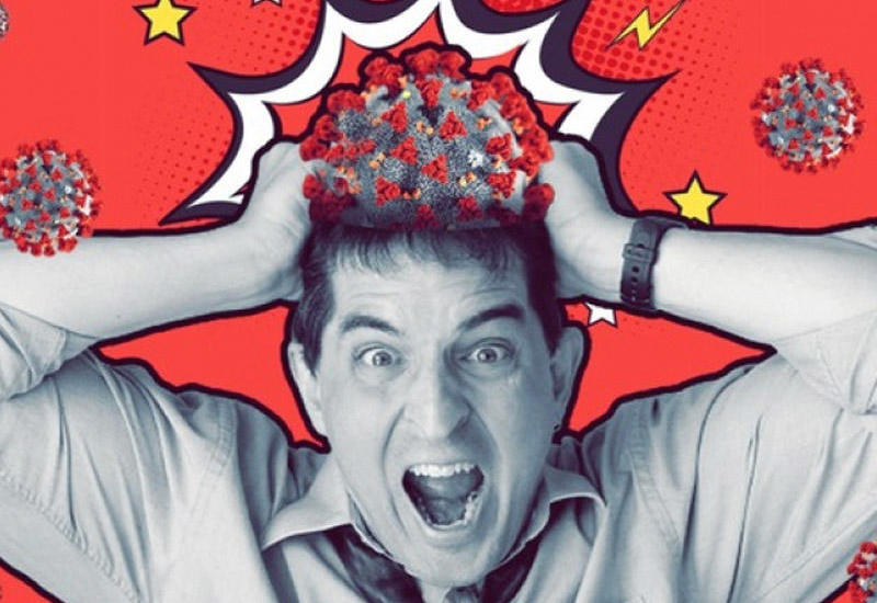 Koronavirus beyni zədələyib, işini poza bilir