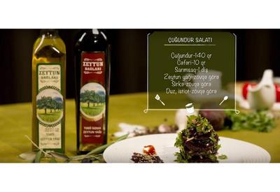 """Бурачный салат с оливковым маслом <span class=""""color_red"""">- ВИДЕО</span>"""