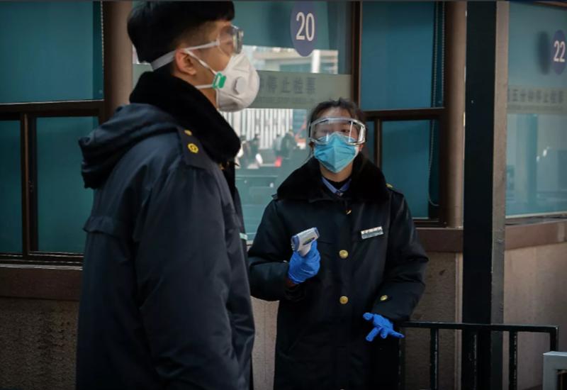 В Китае растет количество зараженных коронавирусом