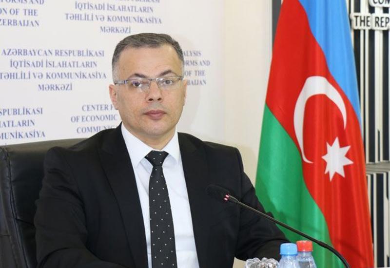 Вюсал Гасымлы: Финансовая безопасность Армении столкнулась с серьезной угрозой