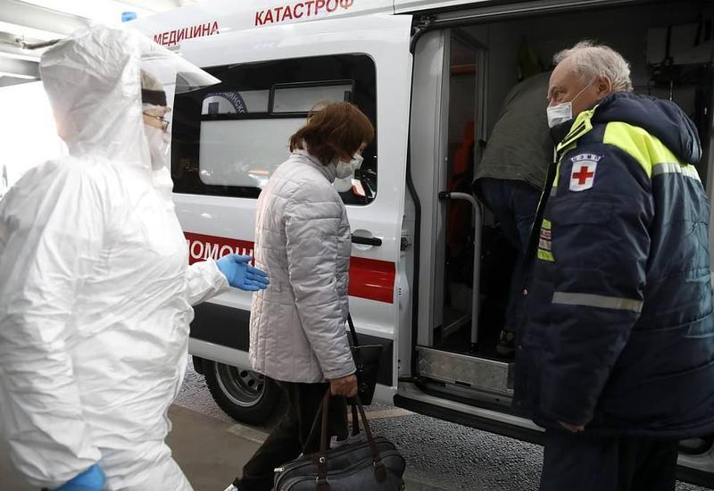 В больницах России образовалось 400 очагов коронавируса