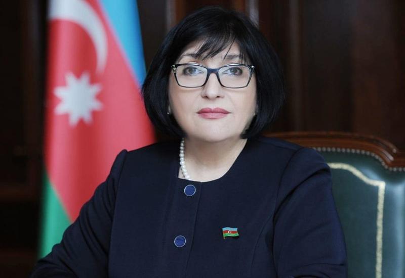 Спикер Милли Меджлиса: Сегодня Азербайджан вписывает новую страницу победы в свою историю