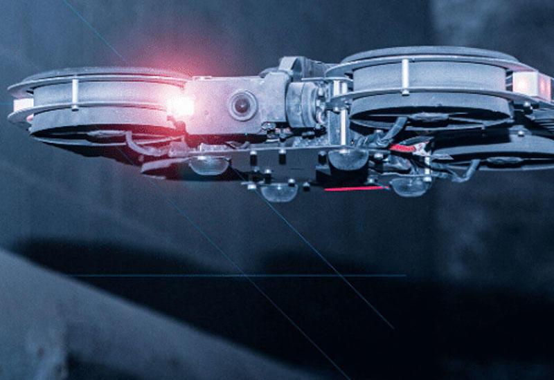 Virusların 99%-ni məhv edən dezinfeksiya dron yaradılıb