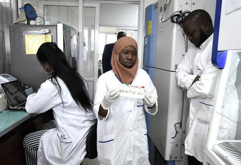 Число смертей из-за коронавируса в Африке достигло максимума с начала пандемии