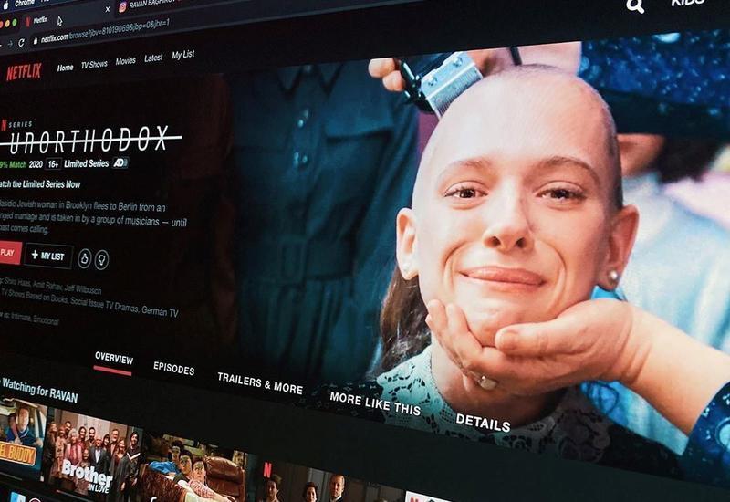 """Rəvan Bağırov: İndiyə kimi """"Netflix""""də baxdığım ən yaxşı serial"""