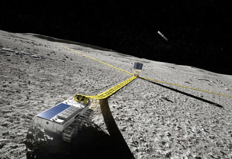 Robotların köməyi ilə Ayda nəhəng teleskop qurulacaq