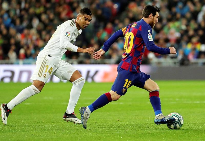 Руководство Ла лиги и испанская футбольная федерация договорились доиграть сезон на фоне пандемии