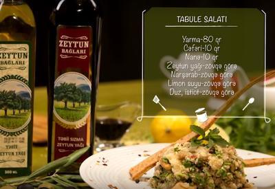 """Салат &quot;Табуле&quot; с оливковым маслом <span class=""""color_red"""">- ВИДЕО (R)</span>"""
