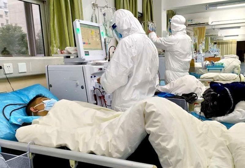 Rusiyada koronaviruslu xəstələra Ebolaya qarşı dərman tətbiq ediləcək