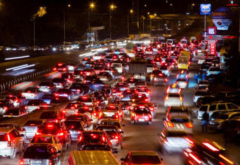 Запрет на передвижение автомобилей в Грузии продлили до 27 апреля