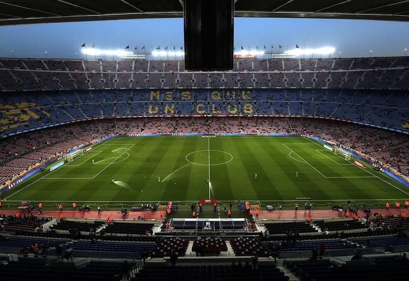 """""""Барселона"""" продаст права на название стадиона и направит деньги на борьбу с коронавирусом"""