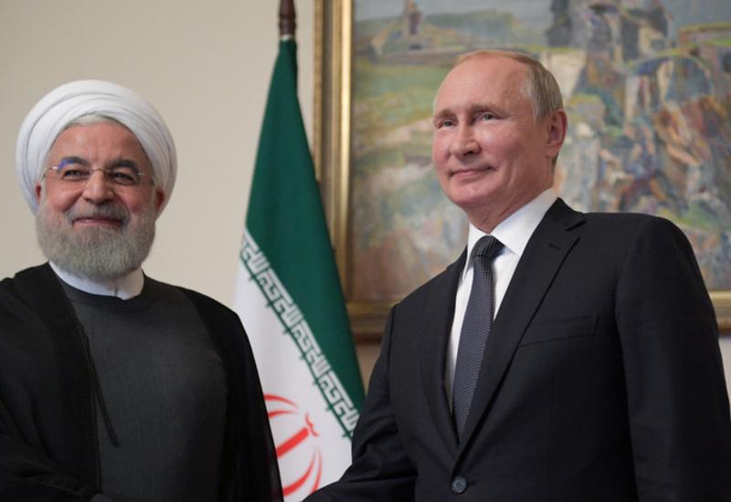 Путин и Роухани обсудили опыт борьбы с пандемией