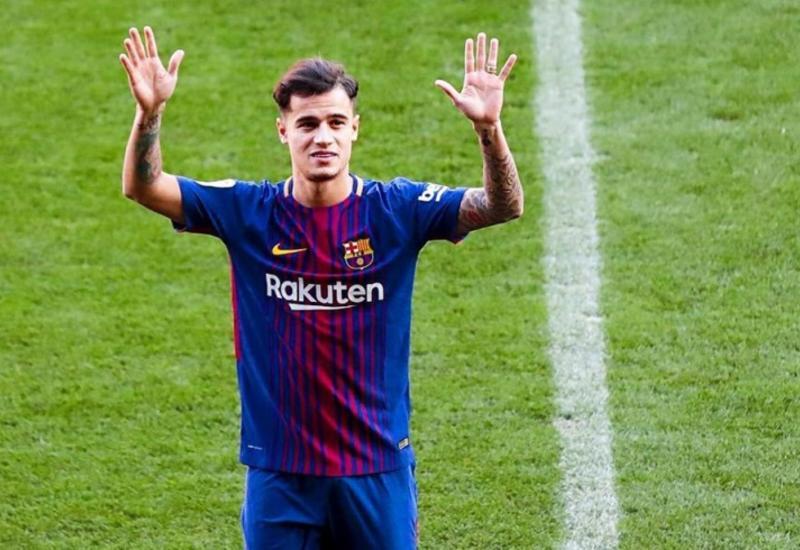 """Барселона"""" не собирается продавать Коутиньо менее чем за €90 млн"""