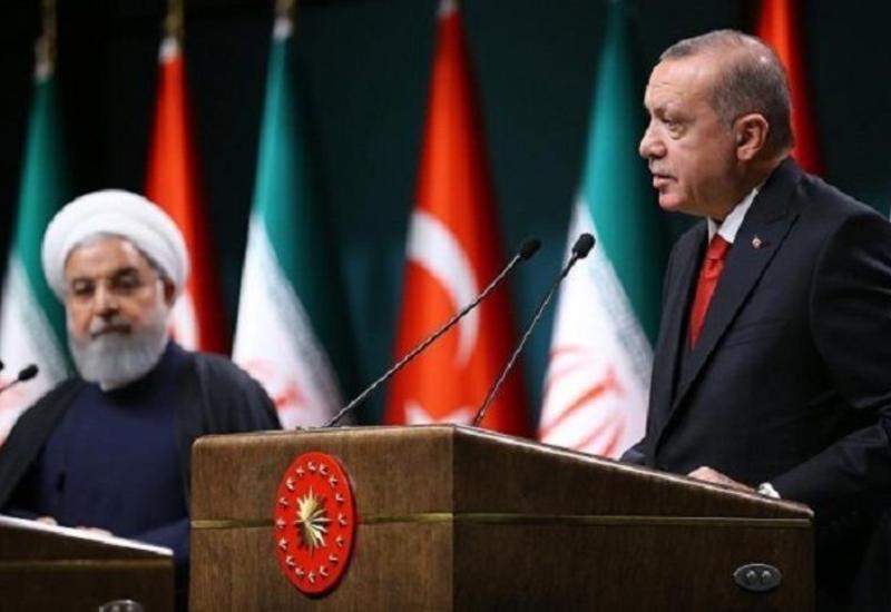 Эрдоган и Роухани обсудили вопросы борьбы с коронавирусом