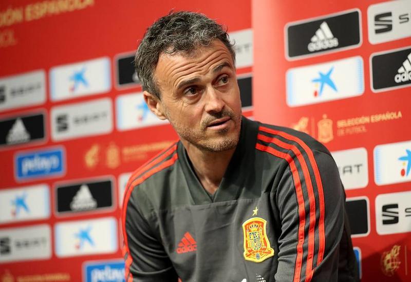 Тренер сборной Испании по футболу пожелал снижения зарплаты