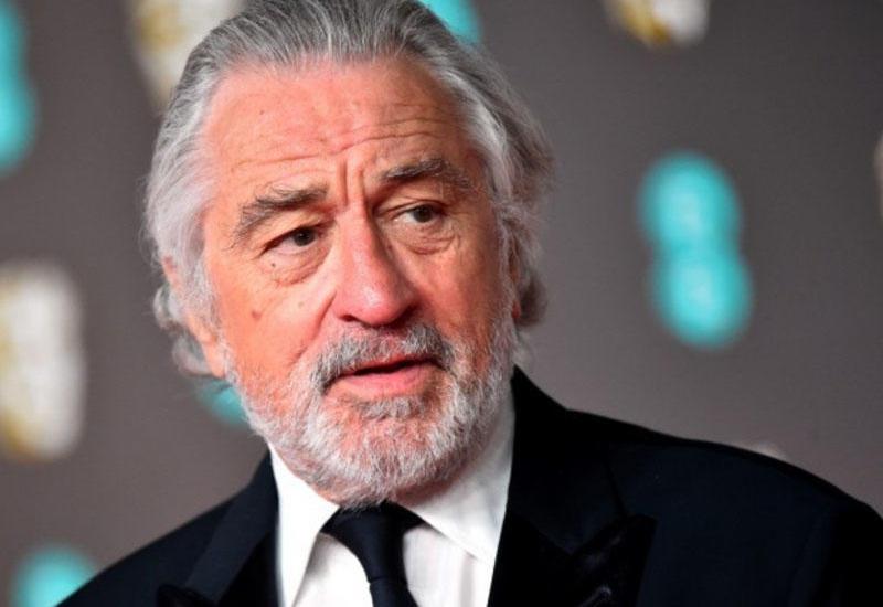 Film tarixinin ən kriminal şəxsiyyəti Robert De Niro seçildi