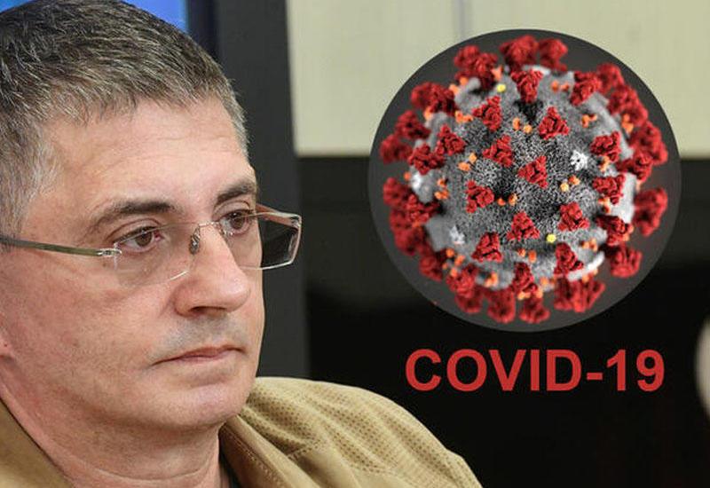 Tanınmış həkim koronavirusla bağlı səhv proqnoz verdiyini etiraf etdi