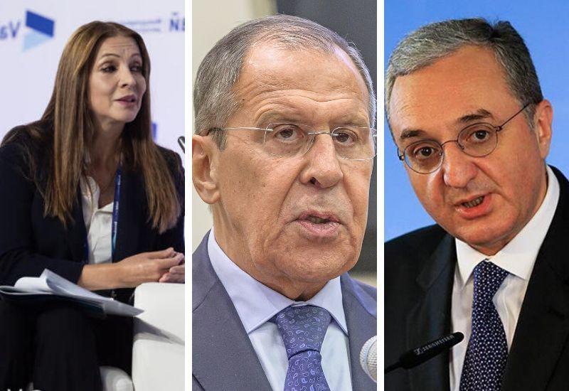 Профессионализм азербайджанского журналиста, удивление Лаврова