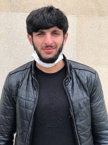 В Баку нарушитель карантина арестован на 15 суток