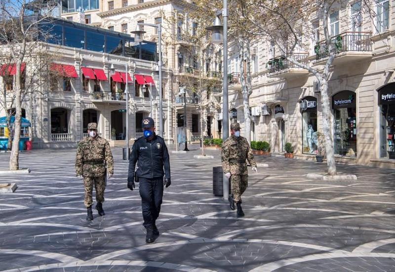 Полный список ограничений на выходных в Баку и других городах