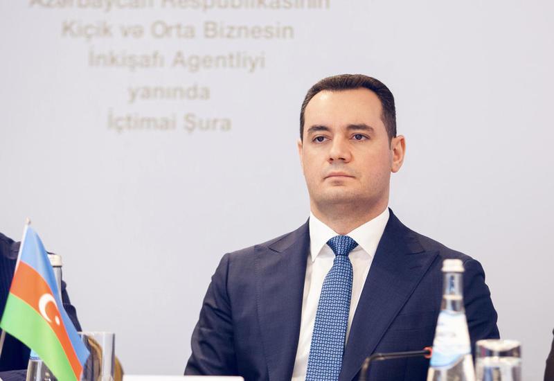 Fərhad Qaraşov: Sahibkarlar Gününün təsis olunması ölkənin sosial-iqtisadi inkişafında sahibkarların fəaliyyətinə verilən yüksək qiymətdir