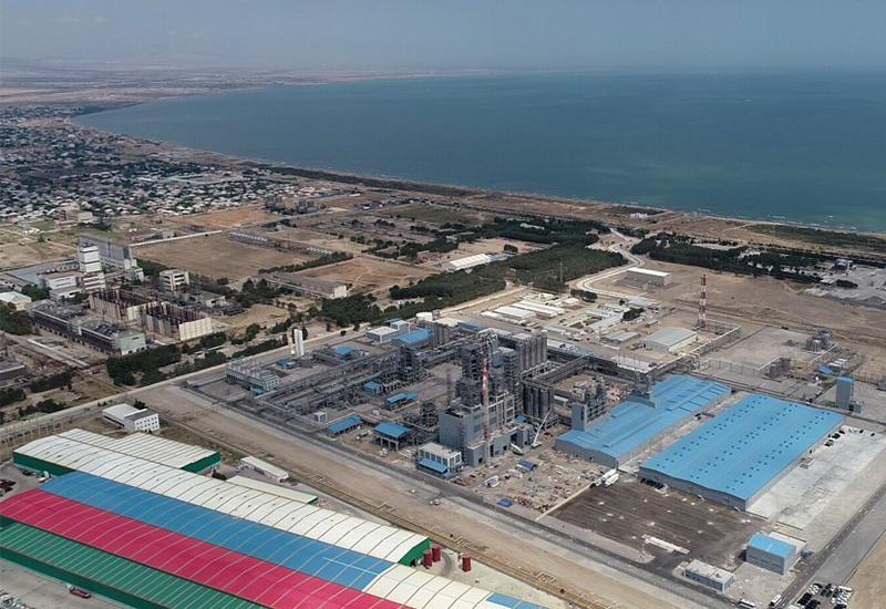 Сумгайытский химический промышленный парк станет флагманом ненефтяной экономики Азербайджана