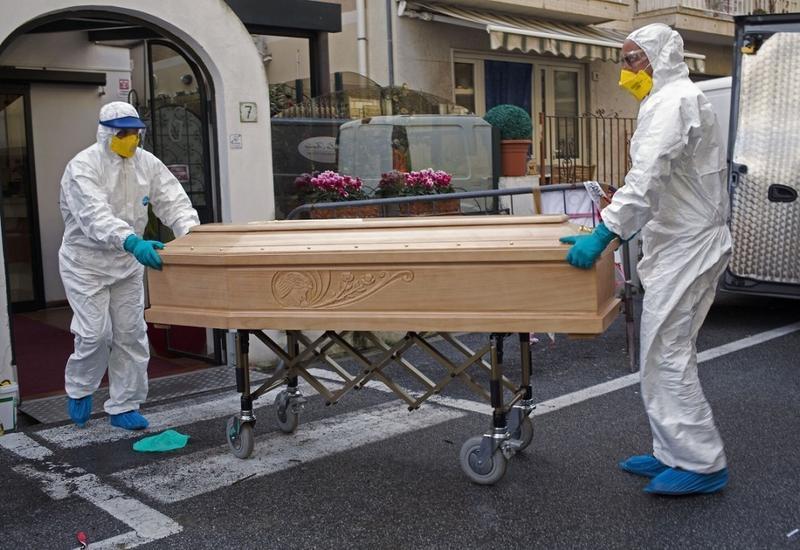 Çində koronavirusdan sağalan bir neçə xəstə sonradan ölüb