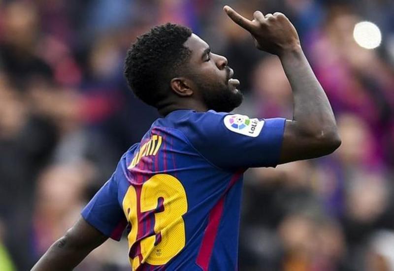 """""""Napoli"""" qiymətinə görə """"Barselona"""" futbolçusu Umtitini almaqdan imtina edib"""
