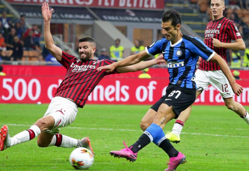 В Италии сомневаются, что футбольный чемпионат будет доигран