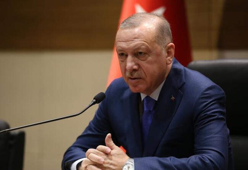 Эрдоган: Изменения на мировой арене открывают перед Турцией новые горизонты