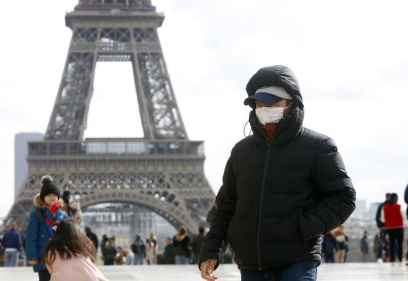 Франция зафиксировала рекордный прирост случаев COVID-19 за сутки