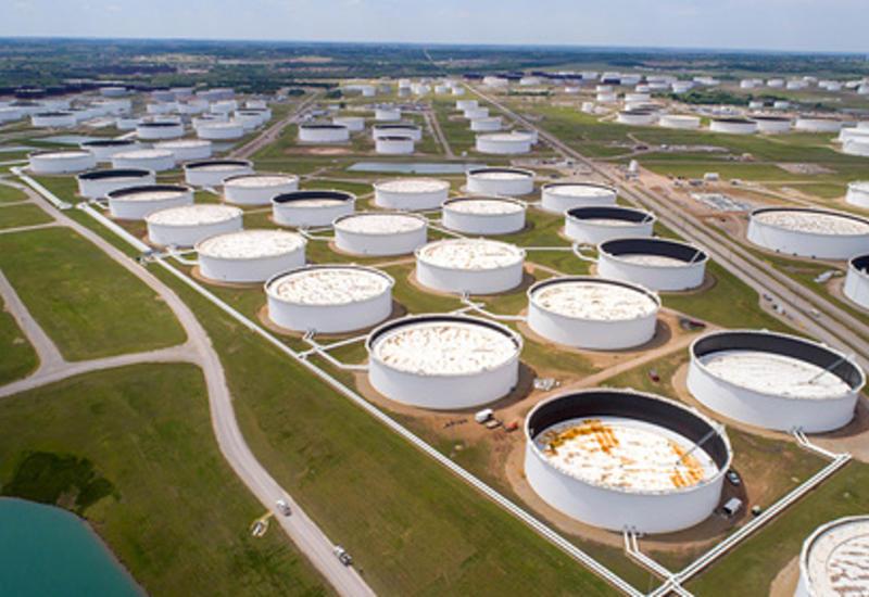 Американцам стало негде хранить лишнюю нефть