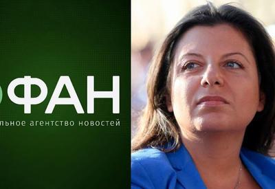 Маргарита Симоньян превратила государственные СМИ России в антигосударственные