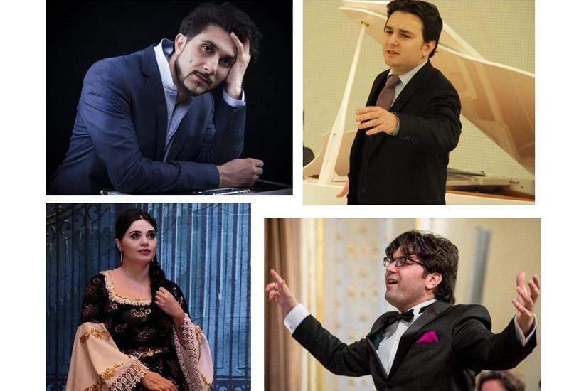 Азербайджанцы вместе с зарубежными коллегами исполнили легендарный хит Фредди Меркьюри