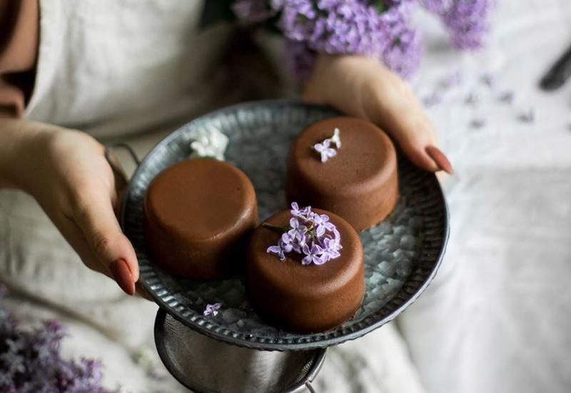 Рецепт шоколадной халвы от Олеси Куприн