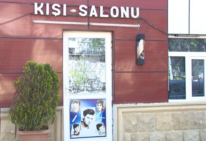 Bakıda xüsusi karantin qaydalarını pozan bərbər salonu aşkarlandı