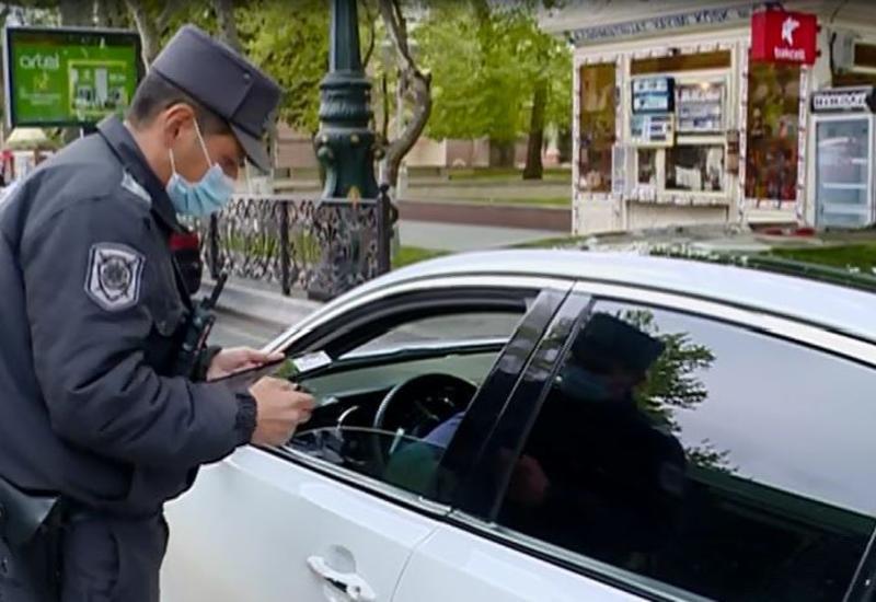 Karantin qaydalarını pozan daha 735 sürücü saxlanılıb