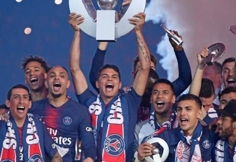 ПСЖ будет объявлен чемпионом Франции