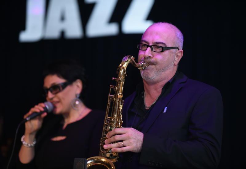 День джаза с Раином Султановым