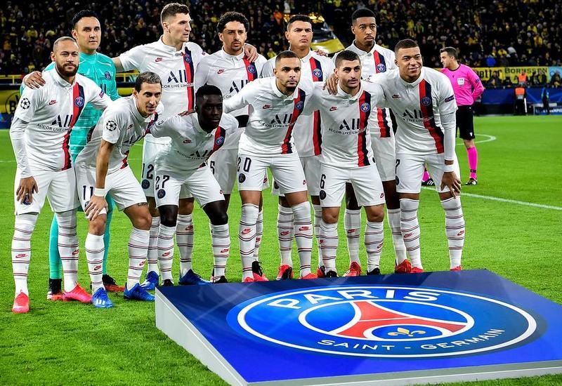 ПСЖ признан победителем завершенного из-за пандемии чемпионата Франции по футболу