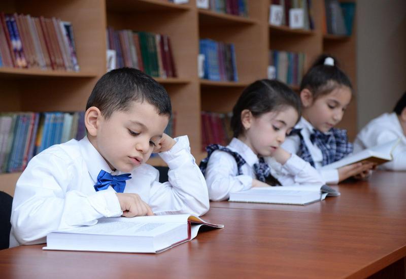 В Азербайджане прием детей в первый класс русского сектора может быть проведен в режиме онлайн