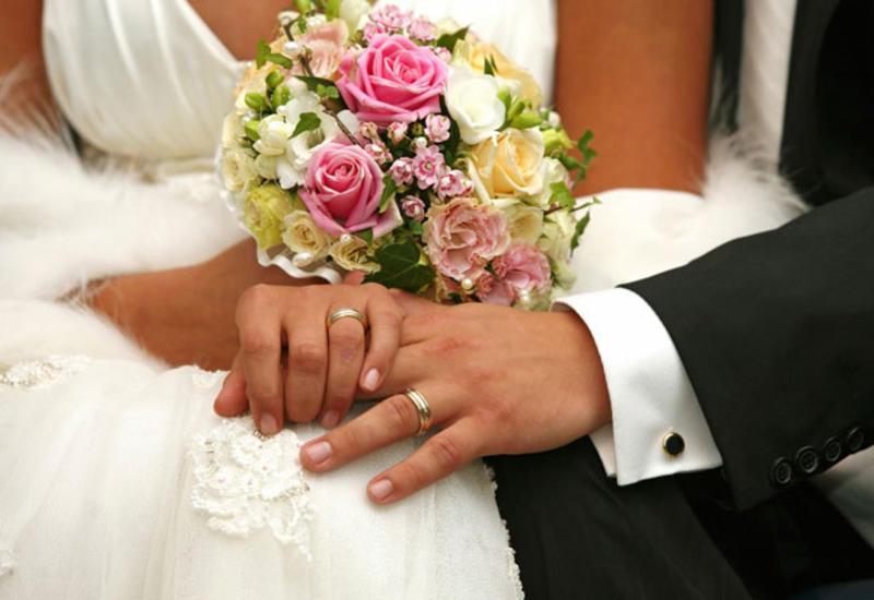 """Служба ASAN"" ограничила число участников церемоний бракосочетания"