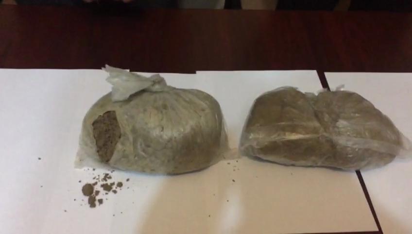Biləsuvarda 2 kq narkotik aşkarlandı