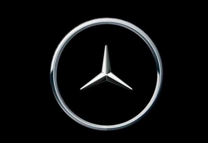 Mercedes-Benz koronavirusa görə loqotipini dəyişdi