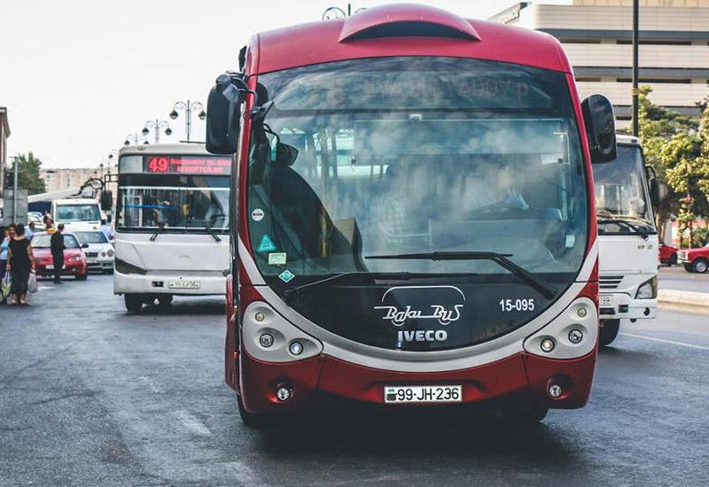 В Азербайджане не будет работать общественный транспорт по выходным