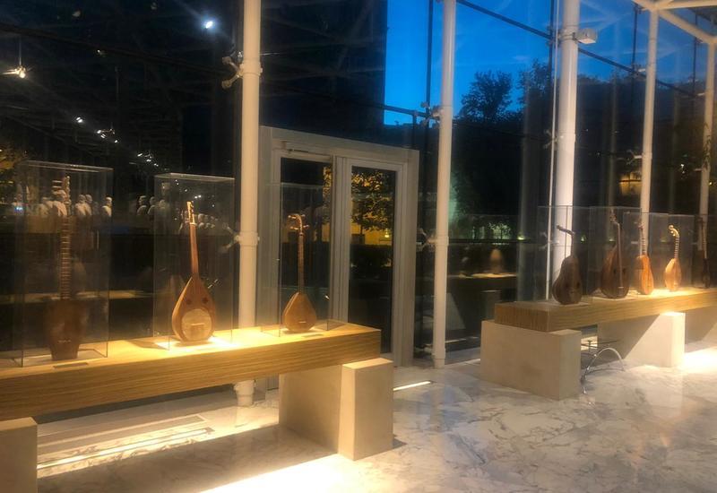 Центр мугама представил очередную лекцию о старинных азербайджанских музыкальных инструментах