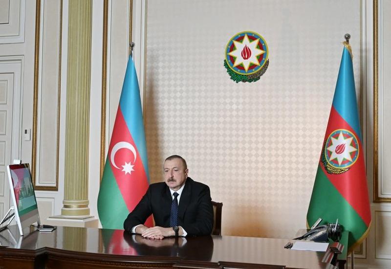 Prezident İlham Əliyev: Qanun qarşısında hamı bərabərdir, Azərbaycan cəmiyyətində korrupsiya və rüşvətxorluq olmamalıdır
