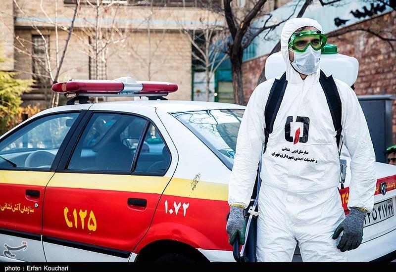 В Иране ожидают вторую и третью волны коронавируса в стране
