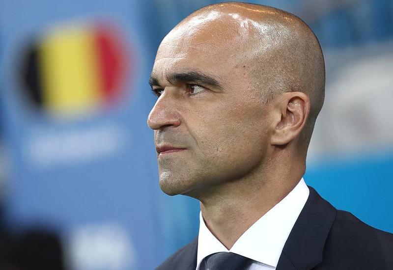 Роберто Мартинес продлил контракт со сборной Бельгии по футболу